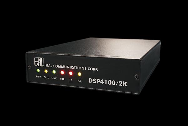 HF Radio DSP Modem with CLOVER