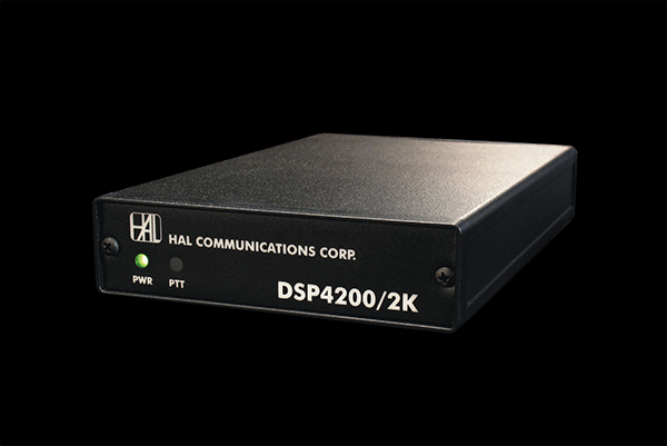 HF Radio DSP Modem with USB 2.0
